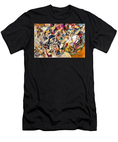 Composition Vii  Men's T-Shirt (Athletic Fit)