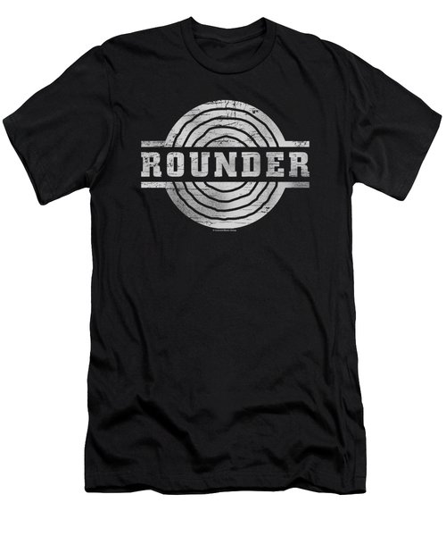 Concord Music - Rounder Retro Men's T-Shirt (Athletic Fit)