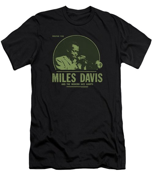 Concord Music - The Green Miles Men's T-Shirt (Athletic Fit)