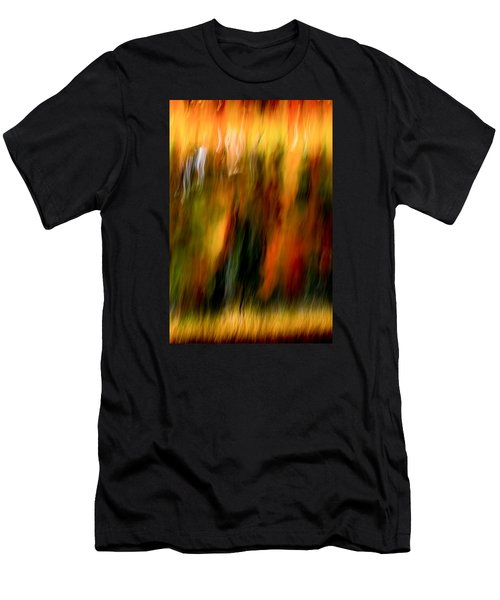 Men's T-Shirt (Slim Fit) featuring the photograph Condiments by Darryl Dalton