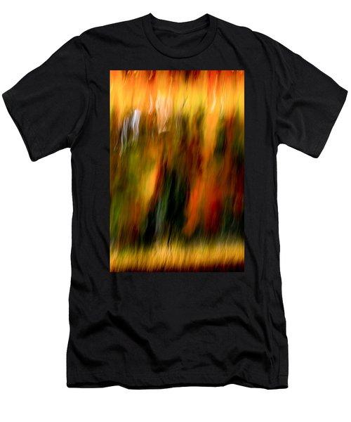 Condiments Men's T-Shirt (Athletic Fit)