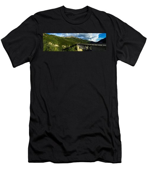 Connecting Life Men's T-Shirt (Athletic Fit)