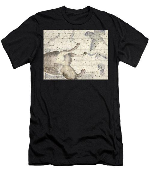 Constellation Of Pegasus Men's T-Shirt (Athletic Fit)