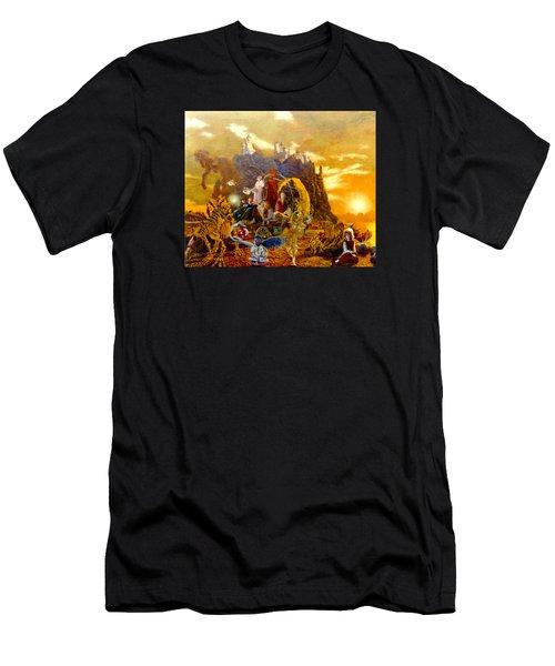 Constructors Of Time Men's T-Shirt (Athletic Fit)