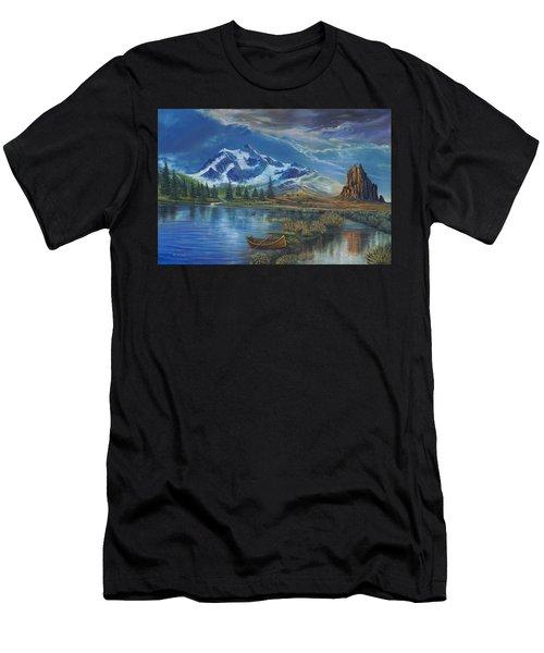 Convergence Men's T-Shirt (Athletic Fit)