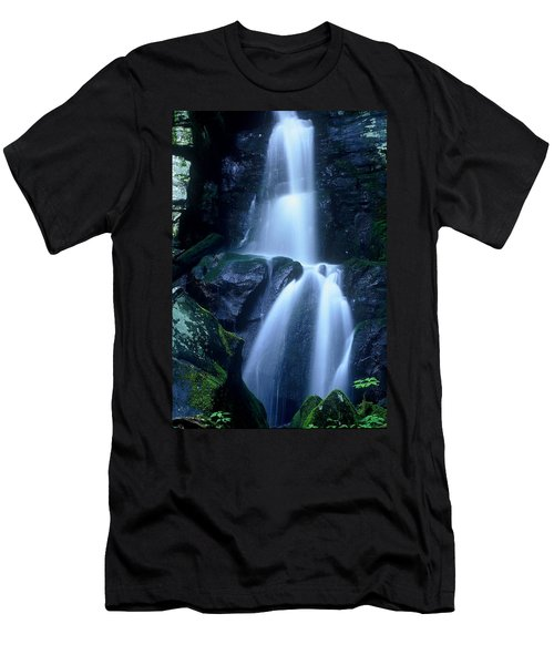 Men's T-Shirt (Slim Fit) featuring the photograph Cool Sanctuary by Rodney Lee Williams