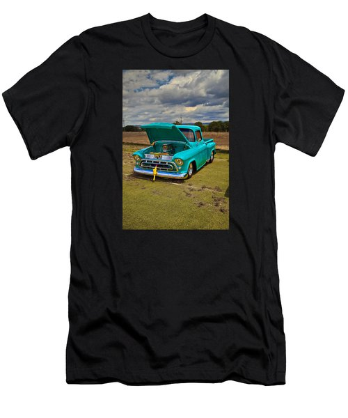 Cool Truck Men's T-Shirt (Athletic Fit)