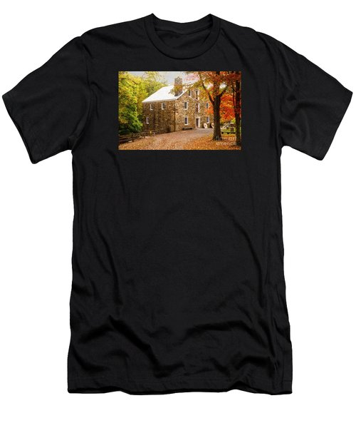 Cooper Gristmill Men's T-Shirt (Athletic Fit)