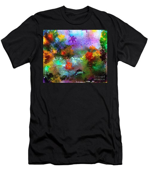 Coral Reef Impression 1 Men's T-Shirt (Slim Fit) by Hazel Holland