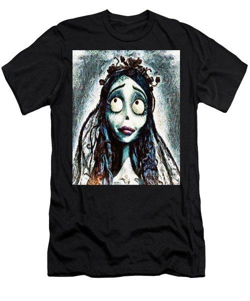 Corpse Bride Men's T-Shirt (Athletic Fit)