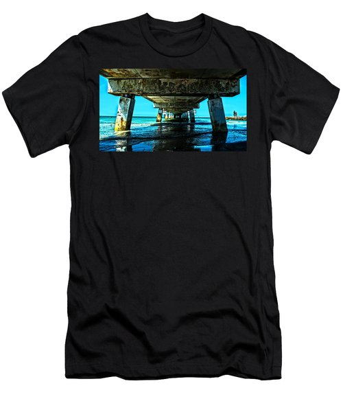 Corrosion Washed Men's T-Shirt (Athletic Fit)