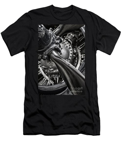 Corsair Men's T-Shirt (Slim Fit) by Bryan Keil