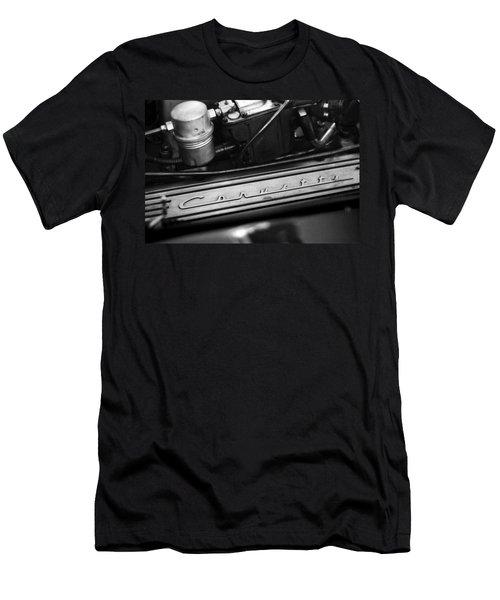Corvette Valve Cover Men's T-Shirt (Athletic Fit)