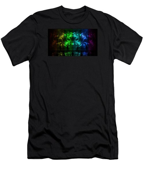 Cosmic Alien Vixens Pride Men's T-Shirt (Athletic Fit)