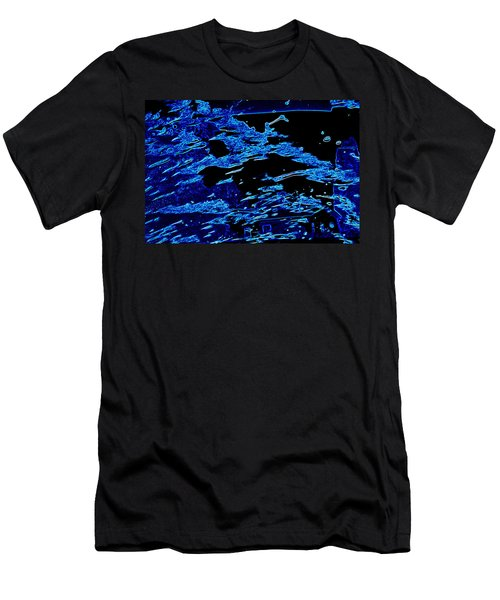 Cosmic Series 001 Men's T-Shirt (Athletic Fit)