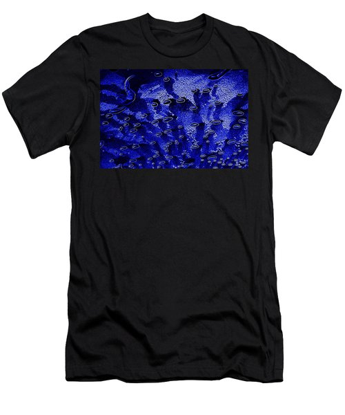 Cosmic Series 002 - Tiny Bubbles Men's T-Shirt (Athletic Fit)