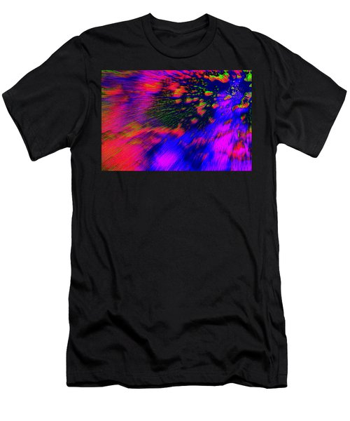 Cosmic Series 010 Men's T-Shirt (Athletic Fit)