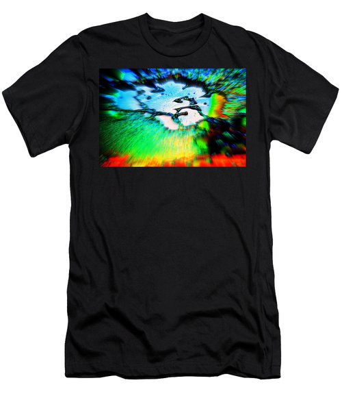 Cosmic Series 012 Men's T-Shirt (Athletic Fit)