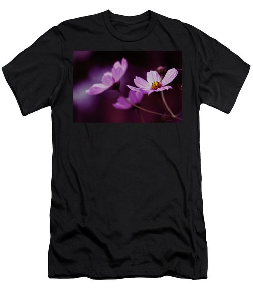 Men's T-Shirt (Slim Fit) featuring the photograph Cosmo After Glow by Kay Novy