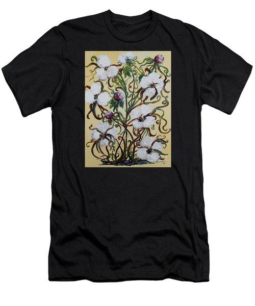 Cotton #1 - King Cotton Men's T-Shirt (Athletic Fit)