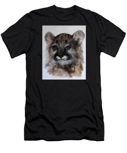 Antares - Cougar Cub Men's T-Shirt (Athletic Fit)