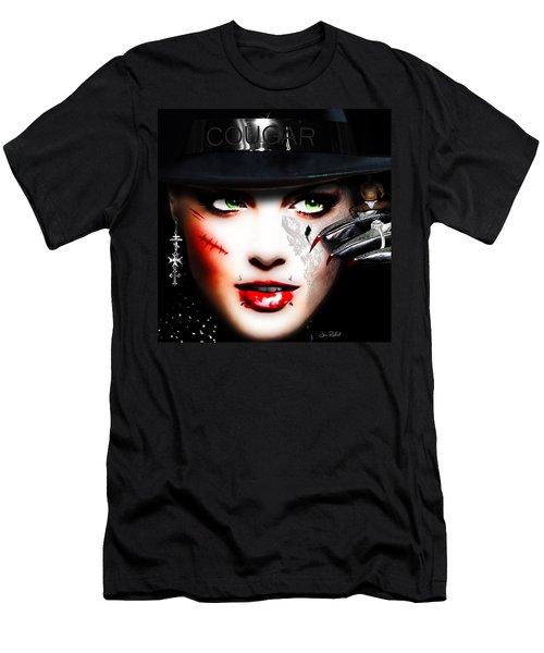 Cougar Men's T-Shirt (Athletic Fit)