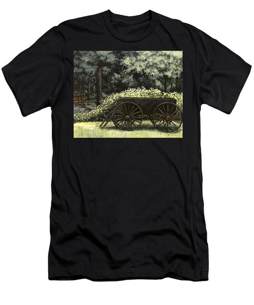 Country Wagon Men's T-Shirt (Athletic Fit)