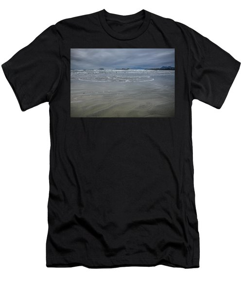 Cox Bay Late Afternoon  Men's T-Shirt (Athletic Fit)
