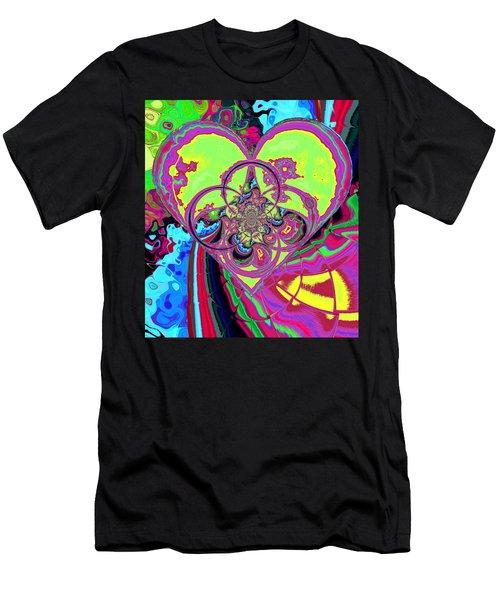 Crazy Love Men's T-Shirt (Athletic Fit)