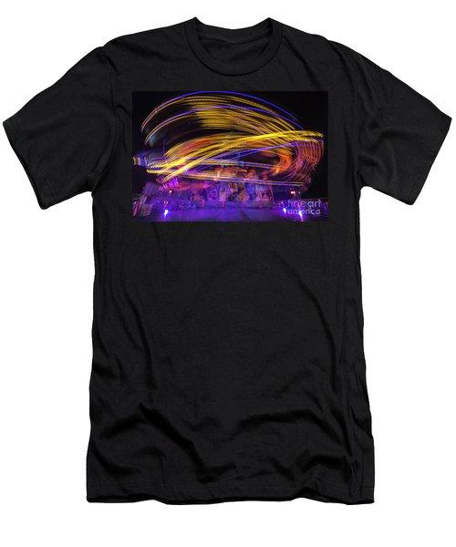 Crazy Ride Men's T-Shirt (Athletic Fit)