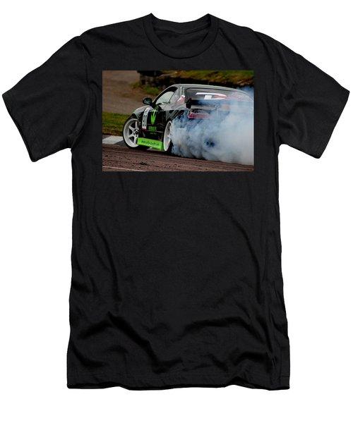 Creating Smoke Men's T-Shirt (Athletic Fit)