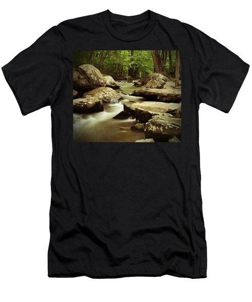 Creek At St. Peters Men's T-Shirt (Athletic Fit)