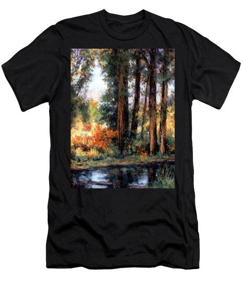 Creekside No 2 Men's T-Shirt (Athletic Fit)