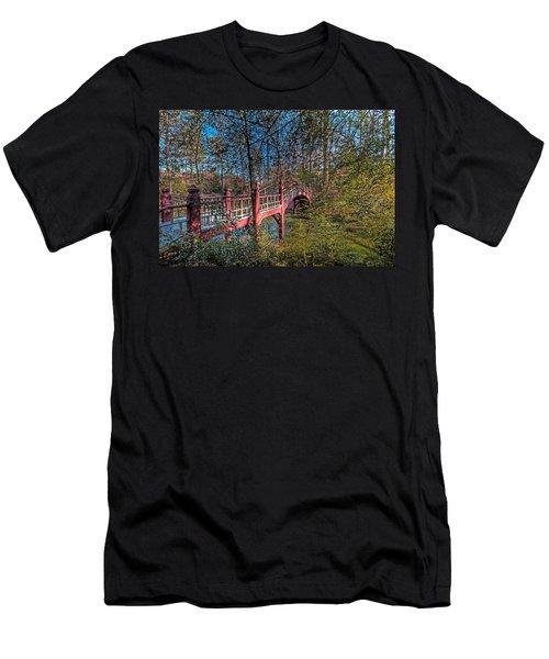 Crim Dell Bridge Spring Men's T-Shirt (Athletic Fit)