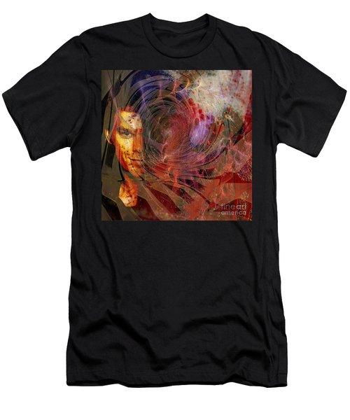 Crimson Requiem - Square Version Men's T-Shirt (Athletic Fit)