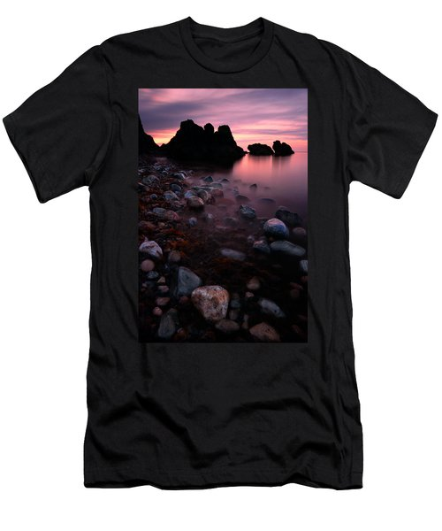 Cromarty Sunrise Men's T-Shirt (Athletic Fit)