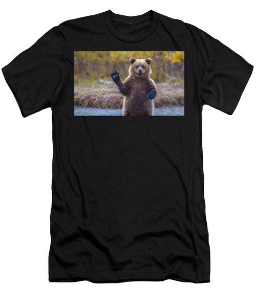 Cub Scouts Honor  Men's T-Shirt (Athletic Fit)