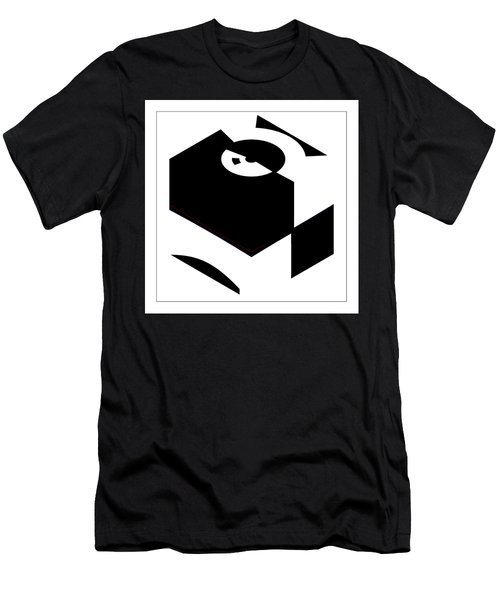 Cube Men's T-Shirt (Athletic Fit)