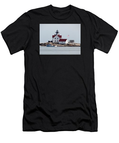 Cuckholds Lighthouse Men's T-Shirt (Athletic Fit)