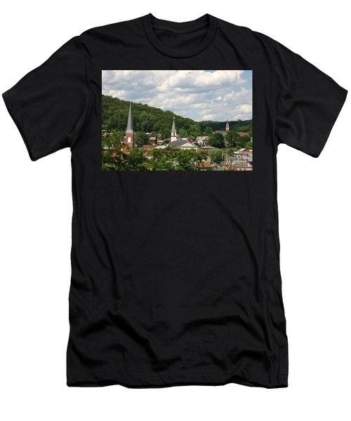 Cumberland Steeples Men's T-Shirt (Athletic Fit)