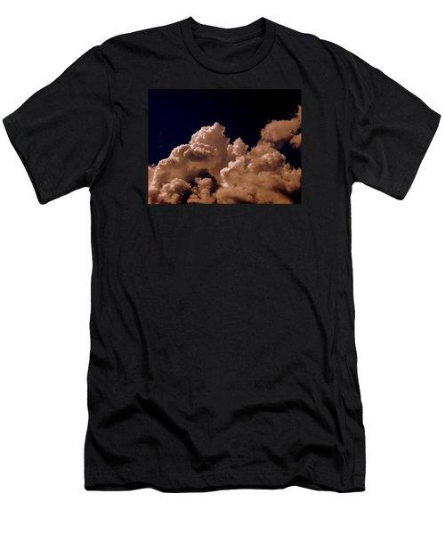 Clouds Men's T-Shirt (Slim Fit) by Salman Ravish