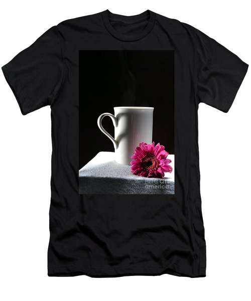 Cup Of Love Men's T-Shirt (Athletic Fit)