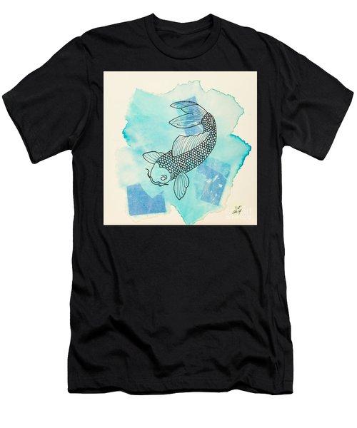 Cyprinus Carpio Men's T-Shirt (Athletic Fit)