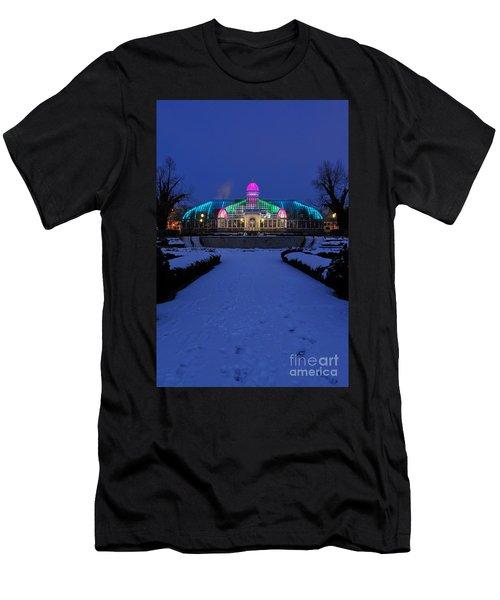 D5l287 Franklin Park Conservatory Photo Men's T-Shirt (Athletic Fit)