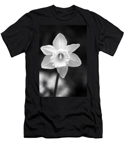 Daffodils - Infrared 10 Men's T-Shirt (Athletic Fit)