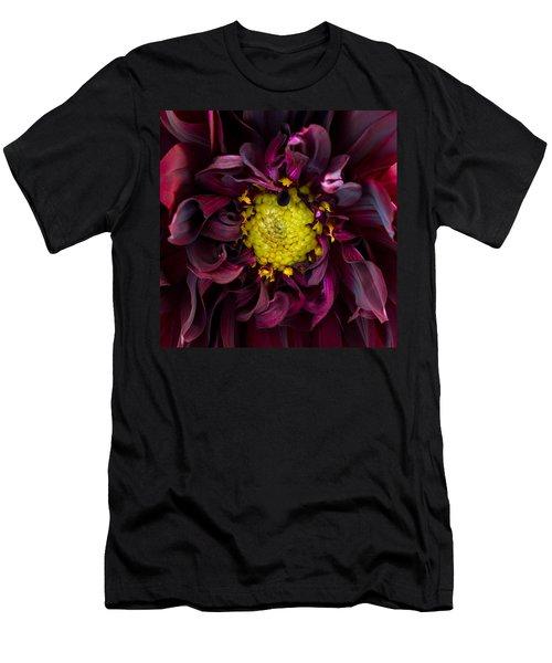 Dahlia - A Study In Crimson Men's T-Shirt (Athletic Fit)