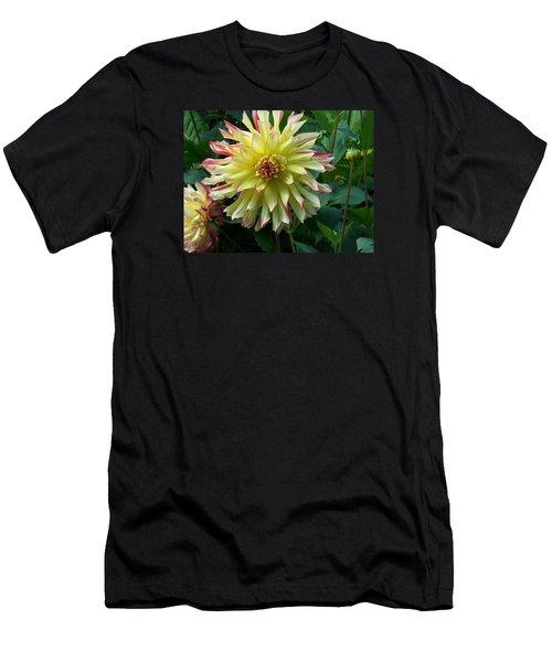 Dahlia Vo Vo Gal Men's T-Shirt (Slim Fit) by Catherine Gagne