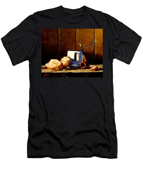 Daily Bread Ver 1 Men's T-Shirt (Athletic Fit)