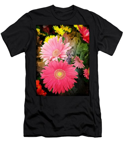 Daisy Jazz Men's T-Shirt (Athletic Fit)