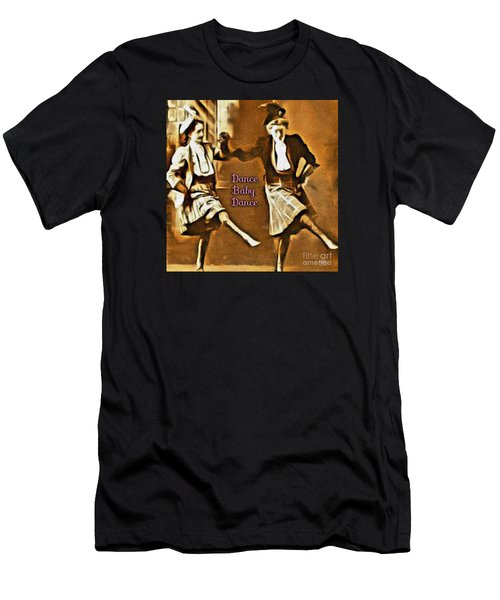 Men's T-Shirt (Athletic Fit) featuring the photograph Dance Baby Dance by Beauty For God